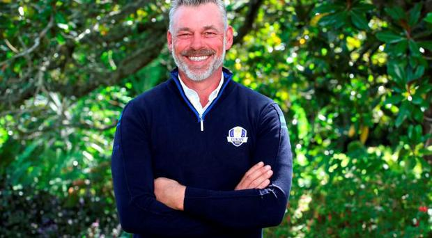Darren Clarke. Photo: Getty