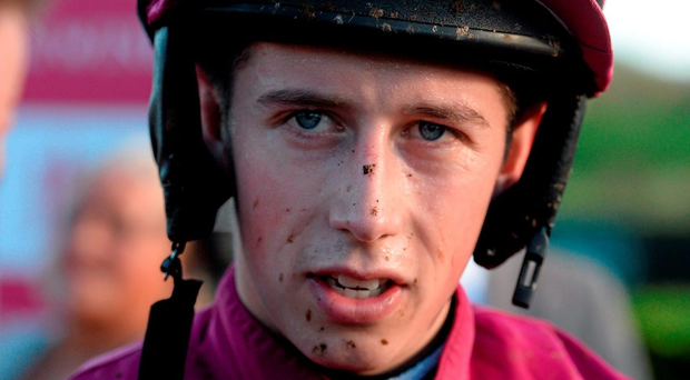 Cooper is aboard the Willie Mullins-trained Monbeg Rose for his retainer Michael O'Leary: Oliver McVeigh / Sportsfile
