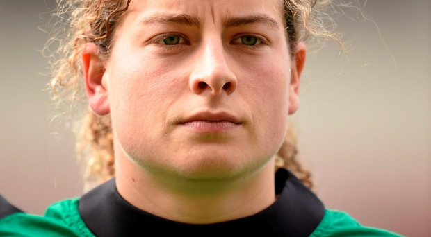 Ireland's Jenny Murphy. Picture credit: Stephen McCarthy / Sportsfile