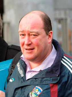 Ciaran Folan is accused of unlawfully paying himself overtime. Photo: Press 22