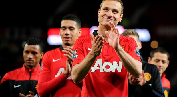 Vidic has retired from football