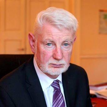 David Begg was the general secretary of ICTU. Photo: Damien Eagers