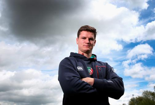 Freddie Burns was the home hero when he landed a late penalty to win it. Photo: Getty
