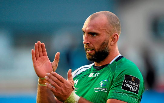 John Muldoon: 'It's a game we'll relish'. Photo: Sportsfile