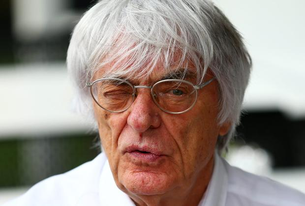 Ecclestone also suggested the sport may never see a female racer again.Lella Lombardi was the last woman to start an F1 race, in 1976 in Austria (Getty)