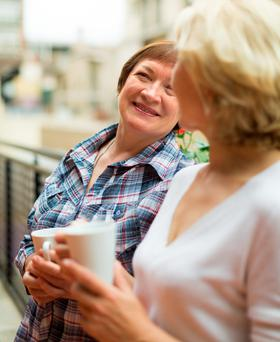'Why have we stopped tapping into the greatest resource we have - the life experiences of older people? Who better to tell you what not to do than someone who has been alive for 85 years?' (stock photo)