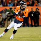 Denver Broncos star quarterback Peyton Manning Photo: Ron Chenoy-USA TODAY Sports