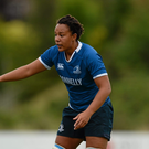 Last August Sophie Spence looked at her own game and made a decision; she wasn't content with just being a lifter. She also wanted to be a jumper in the lineout (SPORTSFILE)