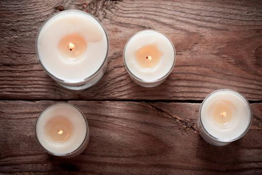 Scented candles could cause cancer, according to new research