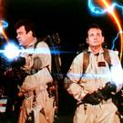 Ernie Hudson, Dan Ackroyd, Bill Murray, Harold Ramis in 'Ghostbusters'