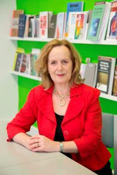 Annie Doona, acting chair of the Irish Film Board