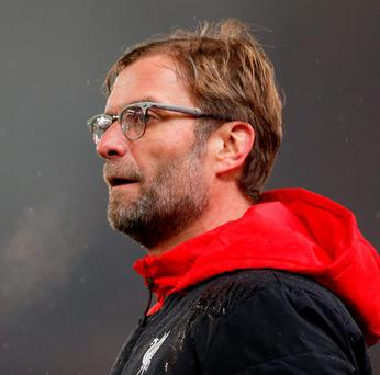Liverpool manager Juergen Klopp. Photo: Carl Recine / Action Images via Reuters
