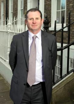 Ciaran Phelan — 'Motorists will bear the brunt of these costs in the form of additional levies