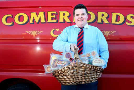 """Aidan Comerford of the family bakery, Comerford Brothers: """"Next year we'll have our first line with Lidl in Britain. That's a huge market to be in."""" Photo: Tony Gavin"""