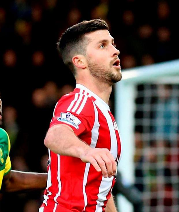 Southampton's Shane Long will not be leaving for Liverpool. Photo: Chris Radburn/PA Wire