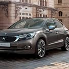 HIGH END: The Citroen DS4