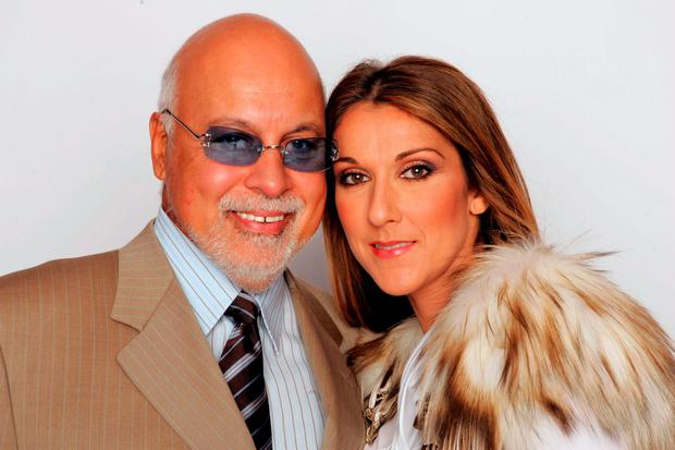 GRIEVING: Celine Dion lost her husband Rene Angelil to throat cancer last Thursday. Photo: Frank Micelotta/Getty Images.