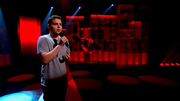 Matheus Soares - The Voice of Ireland