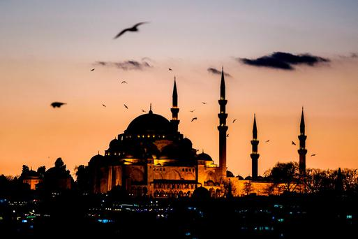 The Suleymaniye mosque in Istanbul. Photo: AFP/Getty Images