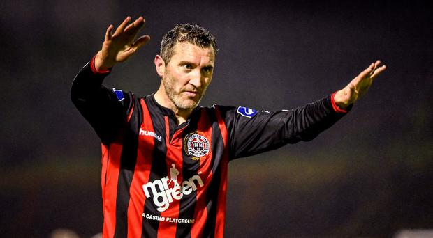 UCD have signed Jason Byrne from Bohemians