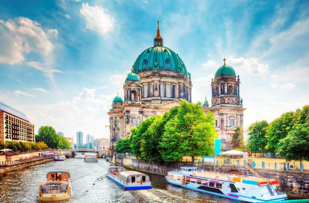 Berlin Cathedral (Berliner Dom). Photo: Deposit