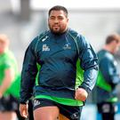 Ulster have signed Connacht's Rodney Ah You. Photo: Pat Murphy / Sportsfile