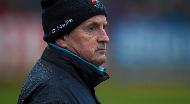 Longford manager Denis Connerton. Photo: Ray McManus / SPORTSFILE