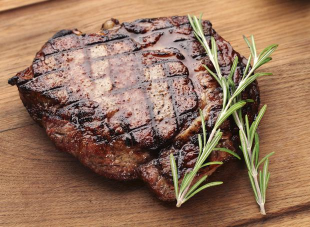 A reduction in red meat intake has been linked with lower iron in young women.