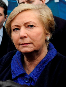 Minister Frances Fitzgerald: to order review of data retention Photo: Clodagh Kilcoyne