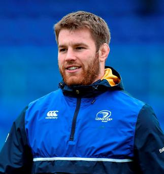 Sean O'Brien has confirmed his interest in the captain role for Ireland. Photo: Matt Browne / Sportsfile