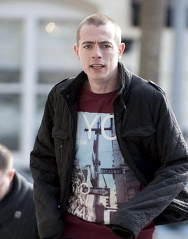 Sean Hulgrain (24) attacked an off- duty Garda at the Swedish House Mafia concert.