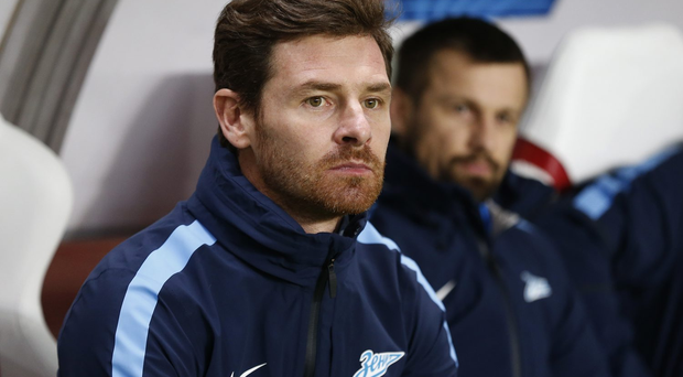Andre Villas-Boas's. Jean Catuffe/Getty Images