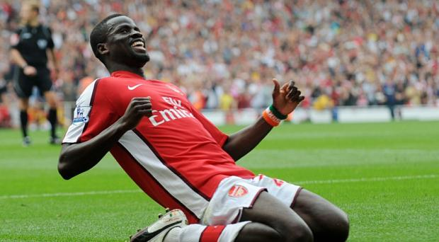 Are we going to see Eboue strutting his stuff at the Emirates once again?