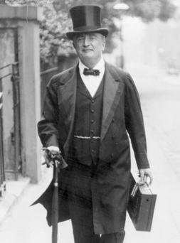 Home Rule advocate, John Redmond. Photo: Hulton Archive/Getty Images