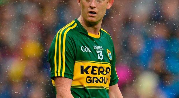 Kerry's Colm Cooper is set to return to training prior to next week's opening fixture against Dublin in Croke Park. Photo: Piaras Ó Mídheach / Sportsfile