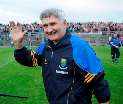 Legendary maestro Mick O'Dwyer brought Wicklow Tommy Murphy Cup success in 2007 but it was their extended run through the qualifiers in 2009 that really captured the public's imagination. Photo: Matt Browne / Sportsfile
