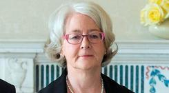 High Court judge and GSOC chairwoman Mary Ellen Ring. Picture: Arthur Carron
