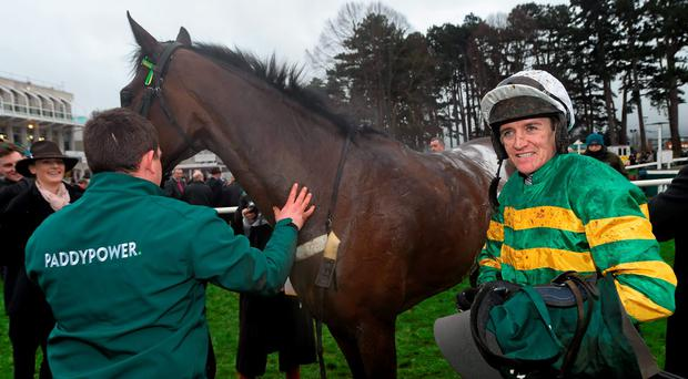 Barry Geraghty (SPORTSFILE)