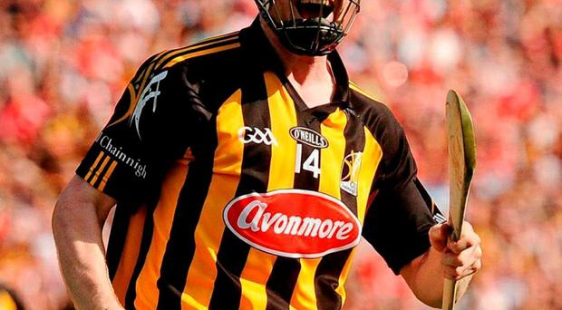 Kilkenny's Richie Power says he has no cartilage left in his knee. Photo: Stephen McCarthy / Sportsfile