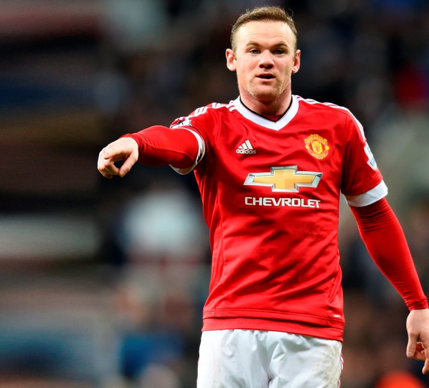 Rooney's best years for Manchester United were spent on the left-wing, playing second-fiddle to Cristiano Ronaldo. It never felt like the appropriate high point for the 16-year-old who once whipped a ball past David Seaman after a first touch which promised everything (Getty Images)