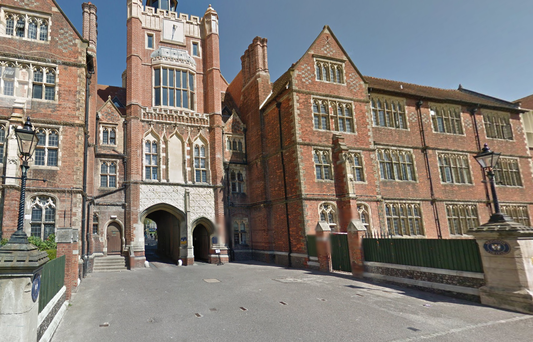 Brighton College Credit: Google Maps