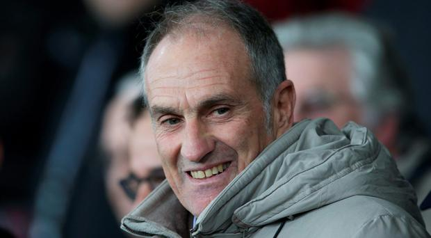 New Swansea head coach Francesco Guidolin