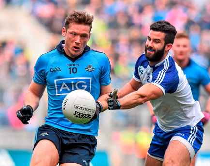 Paul Flynn has been struggling with a groin problem since last year's NFL semi-final with Monaghan (SPORTSFILE)