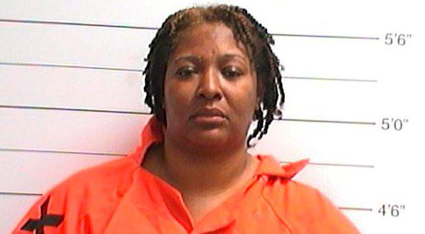Deonca Kennedy was arrested by police after the toddler's death New Orleans Police Department