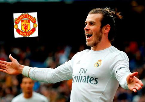 Gareth Bale has been repeatedly linked to Manchester United