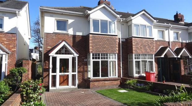 24 Summerville, Clontarf in Dublin 3 sold in 2015 for €540,000.