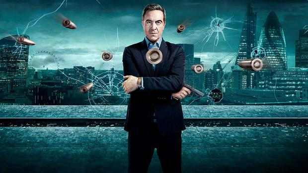 James Nesbitt in Sky One's Lucky Man
