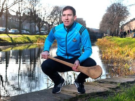 Joey Boland is looking forward to a new era for the Dublin hurlers (INM)