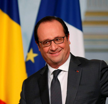 French President Francois Hollande. Photo: Reuters