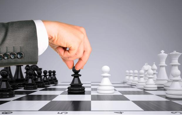 The grand mufti has redeclared a fatwa on chess Photo: Depositphotos